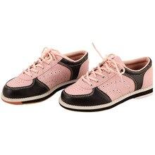 Спортивная обувь принадлежности для боулинга женская обувь для боулинга кроссовки дышащая Спортивная обувь для дома женские кожаные кроссовки для боулинга