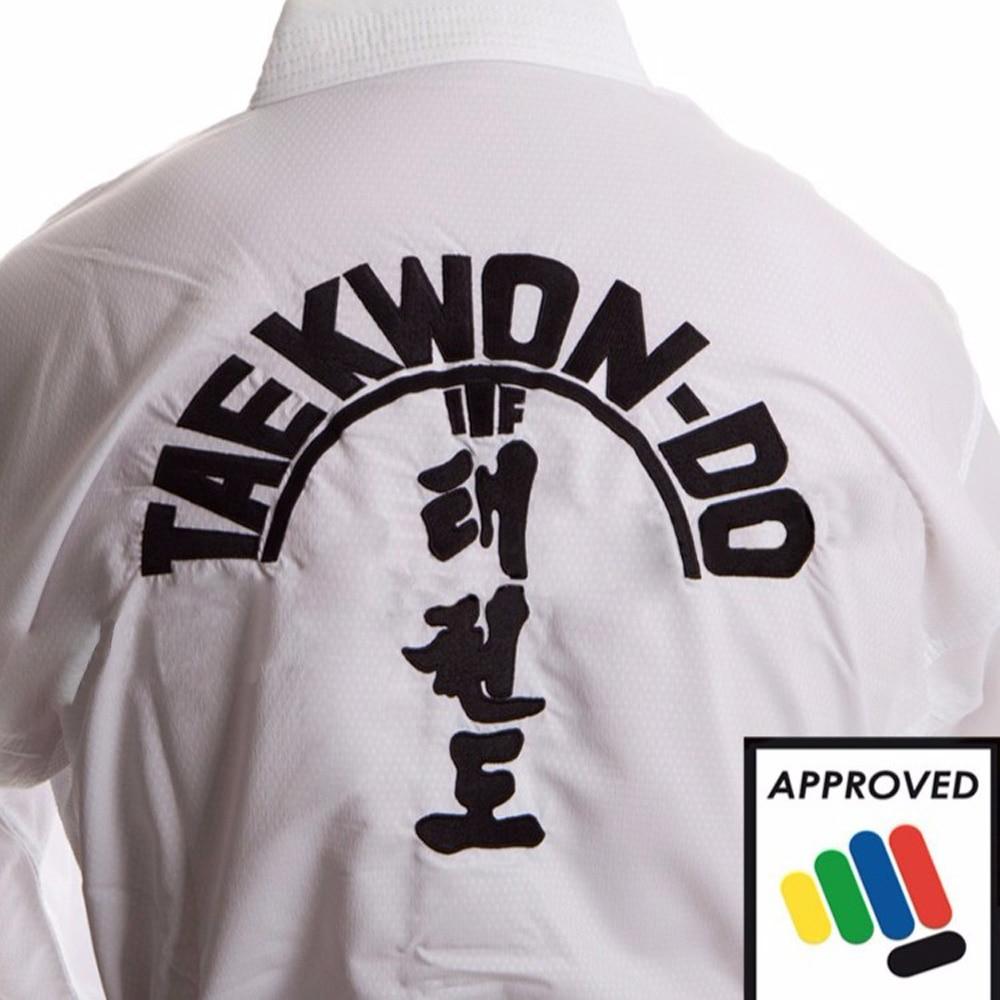 Apparel - Hoge  kwaliteit ITF goedgekeurd Taekwondo uniform