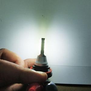 Image 5 - 5PCS Auto Led H11 H8 Fog Light Super Bright 12SMD 3535 Chip White 6500K Car Bulbs Driving Running Lights 12V