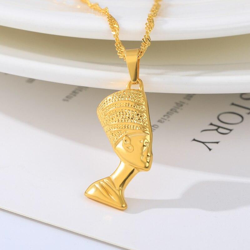 Египетские Бусы Фараона хип хоп цепь колье ювелирные изделия