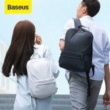 Baseus-bolsa para ordenador portátil de 13 y 16 pulgadas, maletín para ordenador portátil, impermeable, de 20L, para viaje, oficina y negocios, Macbook Air Pro