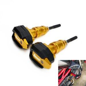 Image 1 - Voor Benelli BN300 BN600 TNT300 TNT600 BN302 Frame Sliders Tnt Bn 300 600 302 Motor Guard Motorfiets Accessoires