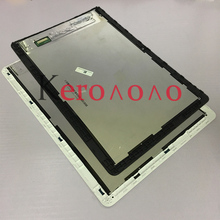 """Voor Huawei 10.1 """"Mediapad T5 10 AGS2 L09 AGS2 W09 AGS2 L03 AGS2 W19 Lcd scherm Met Touch Screen Met Frame + Gereedschap"""