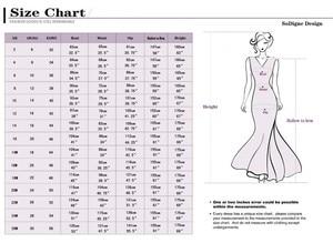 Image 5 - 2020 אלגנטי ערב שמלות סקסי ללא משענת סאטן סגול ארוך רשמי לנשף מסיבת שמלה בתוספת גודל שמלת vestido דה פיאסטה