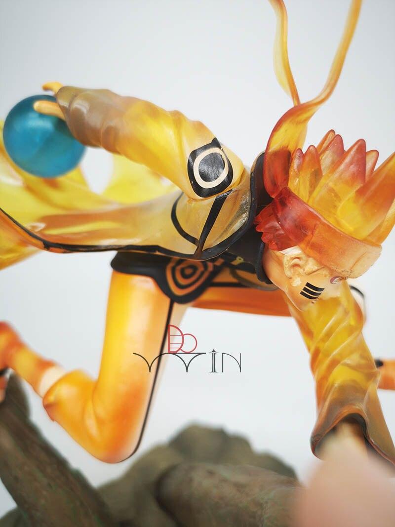 Новейшие фигурки героев аниме Наруто Узумаки детские игрушки