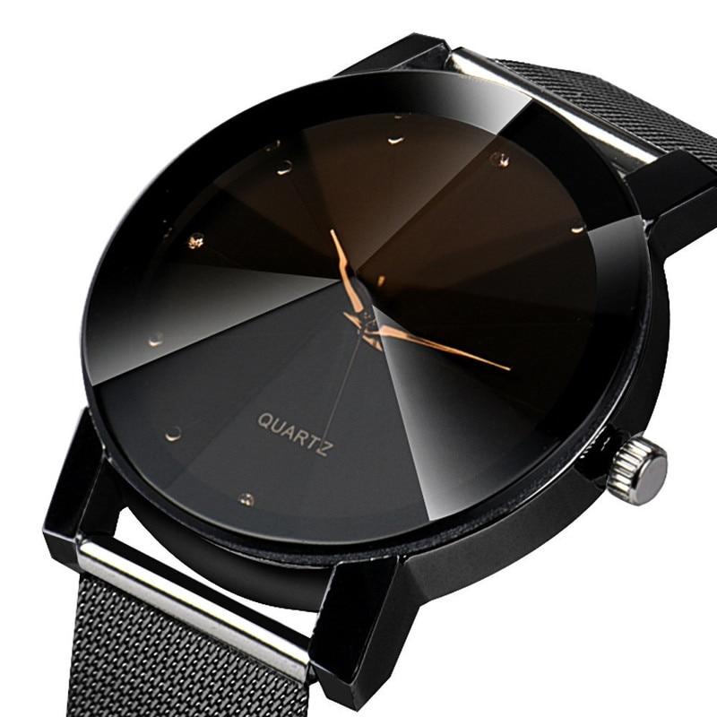 Cinto de Malha Auger para Relógios Masculinos e Femininos Relógio de Quartzo Direta da Fábrica Conjunto Vender Como Bolos Quentes Estudantes Venda 2020