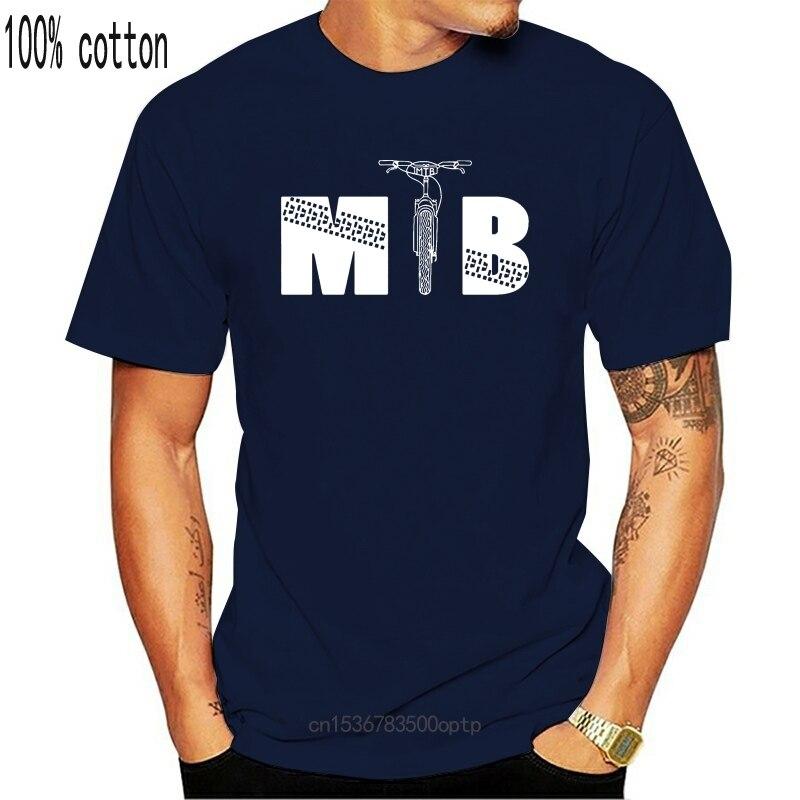 Горный бикир горный Лучший Джерси Рождество-МИБ популярная безразмерная футболка для мужчин/мальчиков с коротким рукавом крутые футболки ...