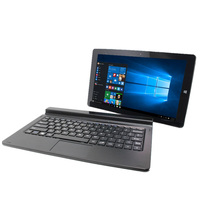 Android4.4+Windows 8.1(Dual System)/ Windows 10 Tablet  PC 10.6 inch Vi10 1366*768 IPS 2+32GB HDMI Wifi Atom Z3736F QuadCore|Tablets| |  -