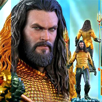 Full set action figure doll Hot Toys MMS518  Aquaman 1/6th scale Aquaman Collectible Figure for collection gift toy for fans collectible 1 12 scale full set thor ragnarok action figure doll figure weapon model for fans holiday gifts