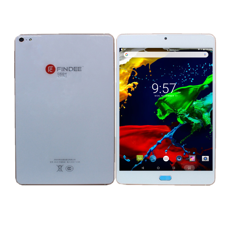 8inch Ultra-thin Andriod 6.0 Tablet PC Dual SIM  Card MTK Helio X20 Deca-Core  3+16GB 2048 X 1536 Retina Screen