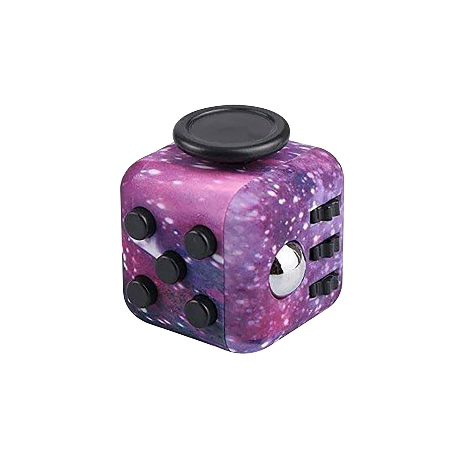 Беспокойство, игрушка для снятия стресса, внимание декомпрессии фокус Непоседа игровая игрушечные кубики для детей и взрослых подарки сним...