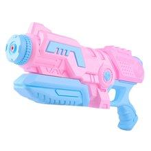 Розовая игрушка распылитель воды детская пляжная спрей для летние