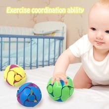 Волшебная двух-Цвет бросить мяч Цвет изменение декомпрессии пазл ручной бросок Цвет мяч инновационная игрушка