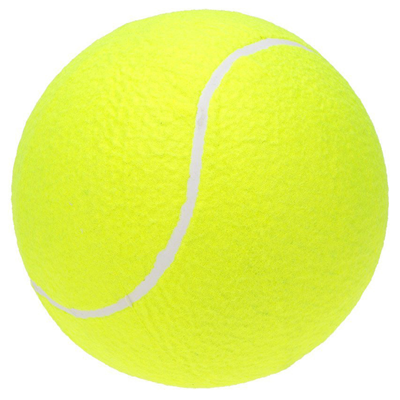 "9.5"" Oversize Giant Tennis Ball for Children Adult Pet Fun"