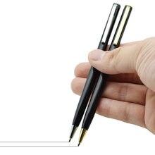 Роскошные Высокое качество твист металлическая шариковая ручка