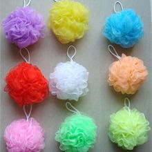 Scrubber Bath-Ball Wash-Sponge-Product Shower Bathsite Wholesale Body-Cleaning-Mesh Tubs