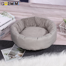New Dog Dot Bed Winter Warm Mats For Small Medium Large Dogs Cats Kitten House Cat Top Quality  Pet Kennel Products