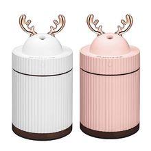 Олень увлажнитель воздуха Арома эфирные масла диффузор USB Fogger тумана с светодиодный высокое качество и бренд