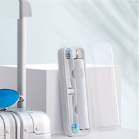 Doctor Mr. BET C01 Electric Toothbrush IPX7 Waterproof Sonic Electric Wireless USB Rechargeable with 2 Toothbrush Head