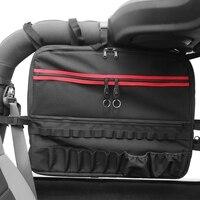 Roll Cage Multi Pockets Storage Organizers Cargo Bag Saddlebag for 2007 2017 Je ep Wrangler Jk 2 Door Tool Kits Bottle Drink Pho