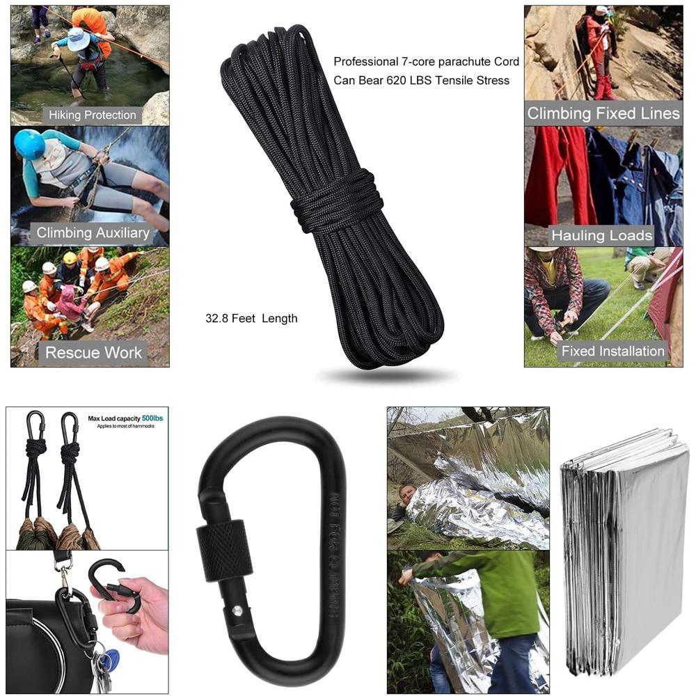 presentes para homens engrenagem de sobrevivencia kits 04