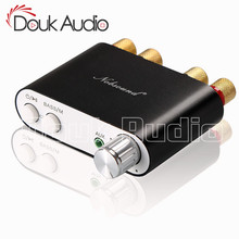 Douk audio NS-10G TPA3116 Mini Digital Amplifier Stereo Hi-Fi Home Aud