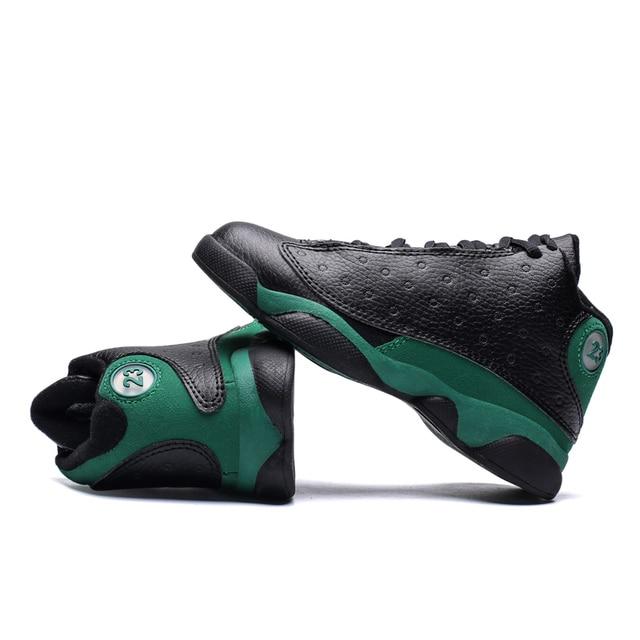 Zapatillas de baloncesto transpirables para Hombre, calzado deportivo antideslizante de alta calidad, a prueba de golpes, novedad de 2019 2