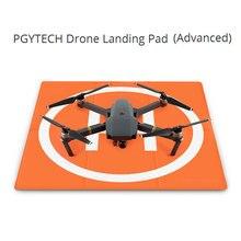DJI PGYTECH Drone Landing Pad gelişmiş PU malzeme her iki tarafın su geçirmez taşınabilir çanta ile DJI drones için marka yeni