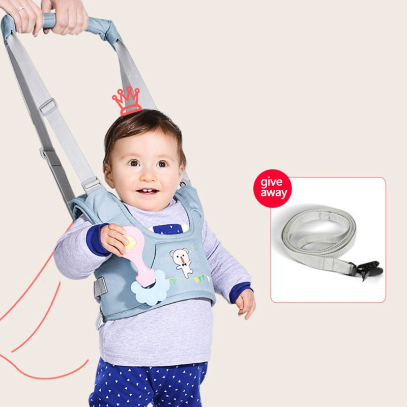 FOLWME Baby Safety Walking Harness Anti Lost Strap Wrist Leash Kids Traction Rope Infant Anti-Lost Belt Children Safety Accessories