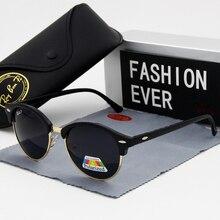 Erkek kadın güneş gözlüğü polarize güneş gözlüğü Oculos büyük çerçeve Vintage marka tasarımcısı moda erkekler erkek kadın güneş gözlüğü UV400