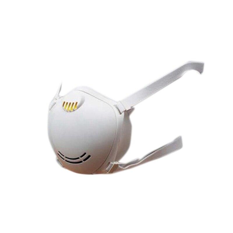Heißer 3C-PM 2,5 Staub Maske Smart Elektrische Fan Maske Anti-Verschmutzung Atmungsaktive Maske Anti Smog Staubdicht Outdoor maske