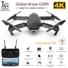 GD89 Drone Global Drone With Hd Aerial Video Camera 4k Rc