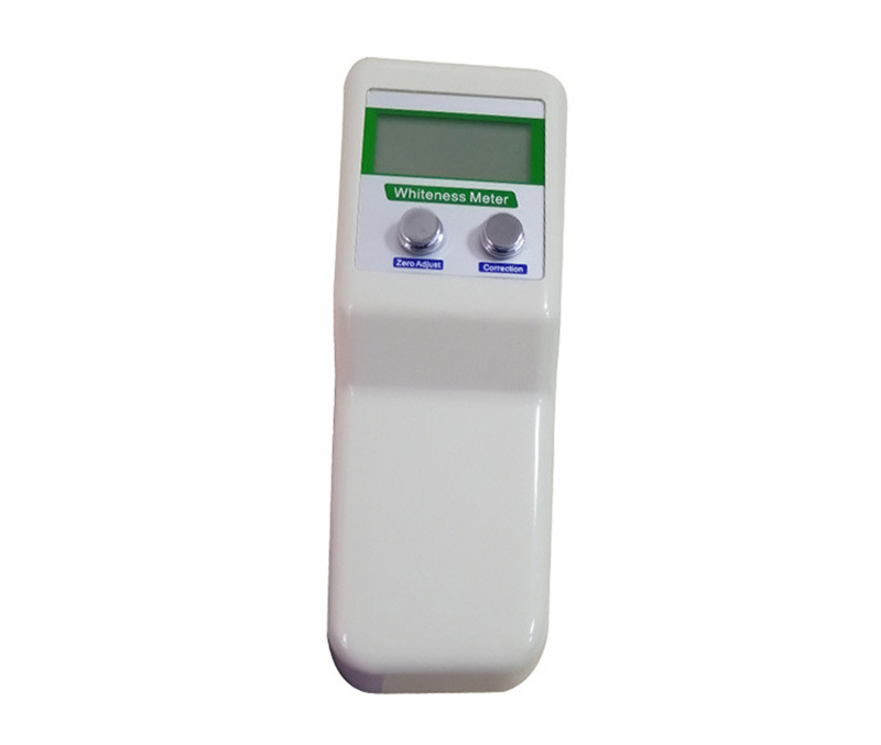 0.0-199.9 Digital Glossmeters White Meter Handheld Whiteness Tester Detector For Paper Flour Paint Spinning Opacity Degree
