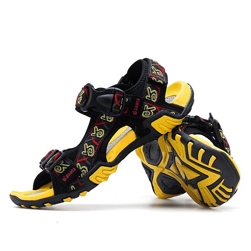 Aqua Shoes For Men Summer Unisex Beach Sandals Light Mens Sport Sandals Large Size EUR35-46 Beach Water Women Hiking Sandals