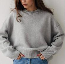 2021 Autumn and Winter New Pullover Women
