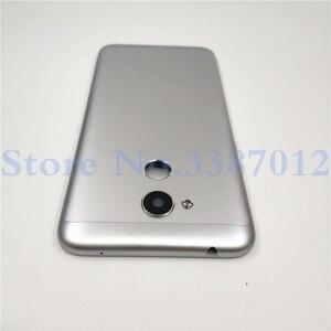 Image 3 - แบตเตอรี่ใหม่โลหะอลูมิเนียมสำหรับ Huawei Honor 6A พร้อมเลนส์กล้อง + ปุ่มปรับระดับเสียง