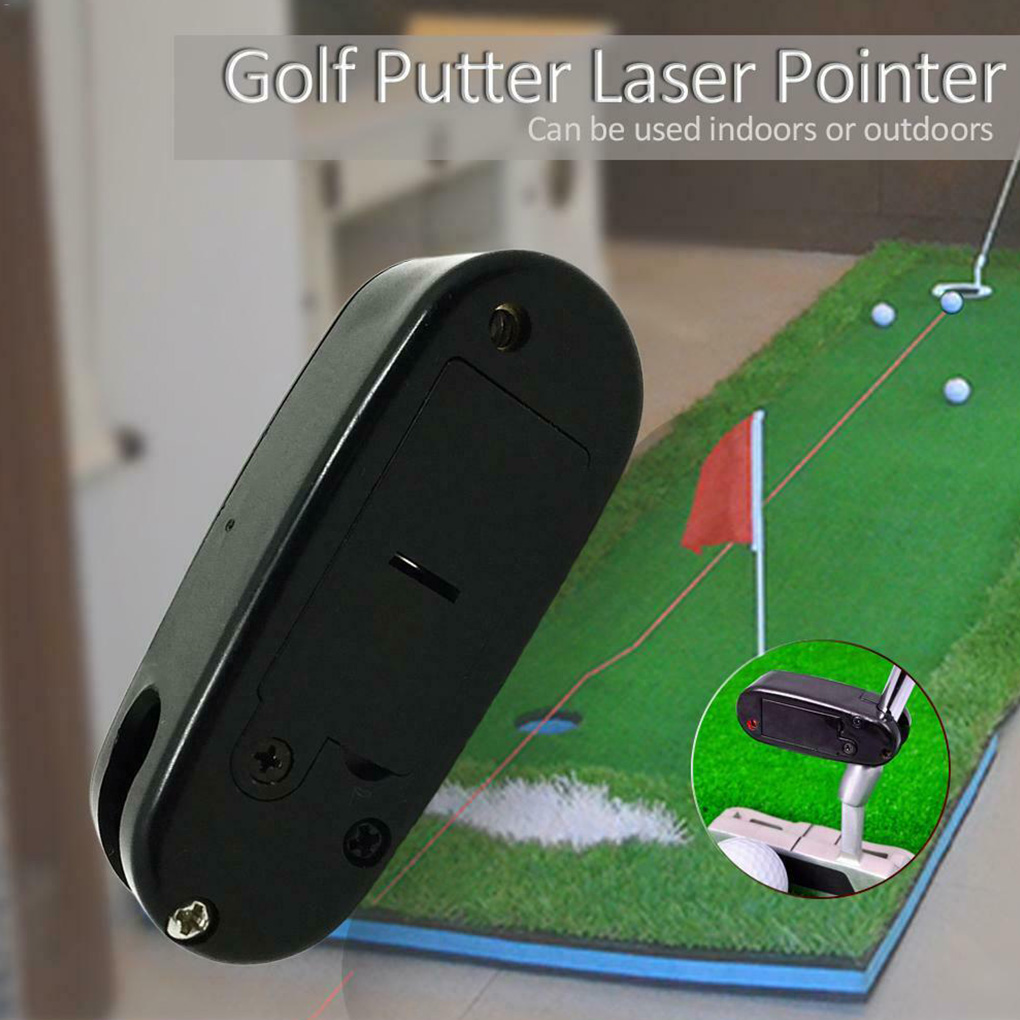 Golf putter pointer მანძილი საზომი - გოლფი - ფოტო 4