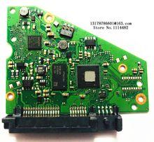 цена на 100800538 REV A 100% original hard disk circuit board 3.5