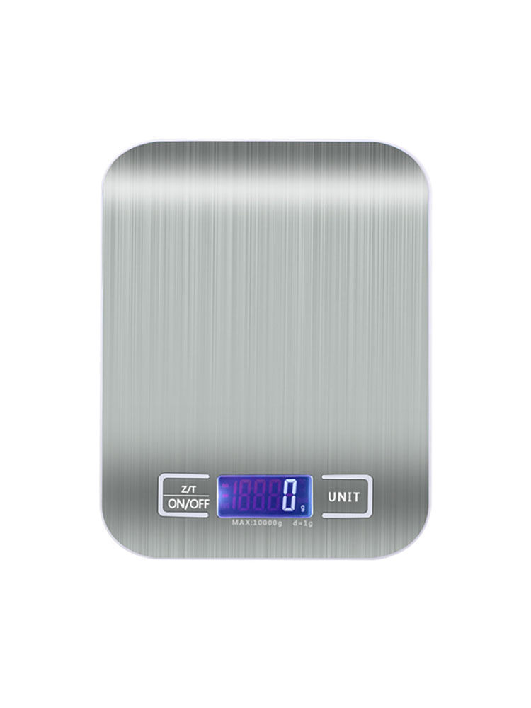 Food-Scale Weight-Grams Digital Stainless-Steel Precision And Oz-Ml Lboz 10kg/5kg