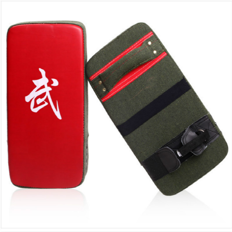 Professional Taekwondo Target Kids Adult Boxing Sanda Training Hand Kick Target Muay Thai Mma Foot Kickboxing Speed Punching Bag