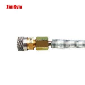 "Image 5 - 24 ""רובה אוויר MicroBore טעינת צינור שחרור מהיר מצמד 1/8 BSP נקבה (QC02)"