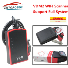 Новейший V3.9 VDM wifi Автомобильный сканер полная система авто диагностический инструмент UCANDAS VDM2 OBD2 код ридер бесплатное обновление онлайн
