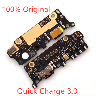 For Xiaomi Mi A2 OEM Charging Port PCB Board Cable USB Charging Dock Connector PCB Board Ribbon Flex Cable QC 3.0 For Xiaomi 6X