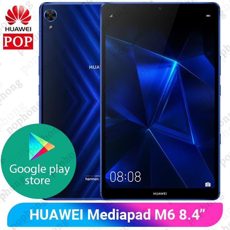 オリジナル Huawei 社 Mediapad M6 8.4 インチ 4 ギガバイト 64 ギガバイト WIFI タブレット PC Kirin980 オクタコアアンドロイド 9.0 の google プレイ 6100mAh タイプ C 2560 × 1600  グループ上の パソコン & オフィス からの Android タブレット の中 1
