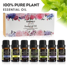 New 6 Styles Essential Oil Plant Fragrant Essential