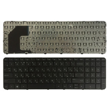 цены RU black Keyboard FOR HP Pavilion 15 15-B 15-b000 15-b100 15T-B 15t-b100 15t-b000 15Z-B RU With frame