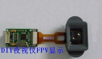 DIY Monocular Miniature Display BBB 0 Glasses FPV Microdisplay AV Input DIY Night Vision Monitor