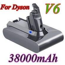 21.6V bateria 6800mAh Bateria Li-ion para Dyson Dyson dc62 V6 DC58 DC59 DC61 DC62 DC74 SV07 SV03 SV09 Bateria Aspirador de pó