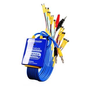 Image 4 - Mechanik telefon komórkowy kabel zasilający dla iPhone Samsung Huawei Android kabel testowy zasilania DC płyta główna aktywacja linii rozruchowej