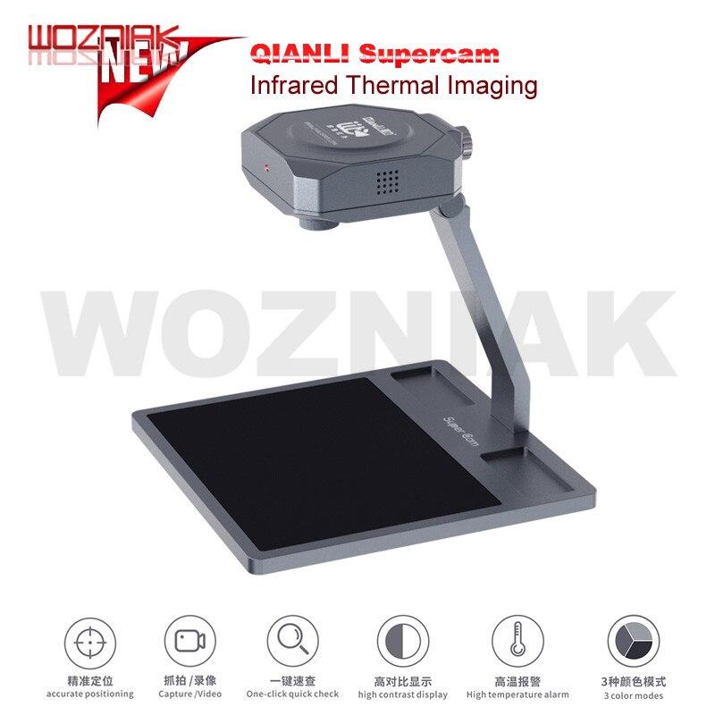 QIANLI SuperCam Thermal Camera PCB Troubleshoot Motherboard Repair Fault DiagnosisThermal Imaging Instrument For IPHONE Android